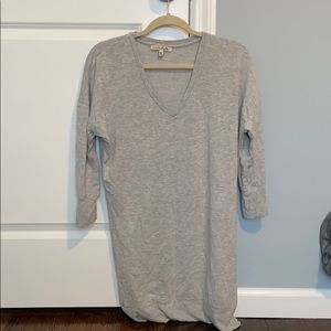Express One Eleven Sweatshirt Dress